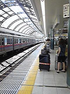 成田空港までの道のり
